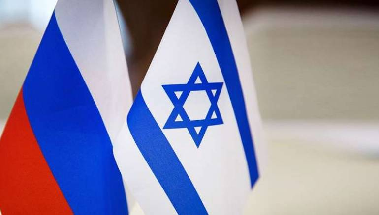 روسيا وإسرائيل تبحثان الوضع في سوريا