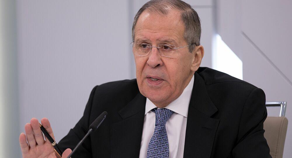 وزير الخارجية الروسي يقول إن التسوية في سوريا مستمرة