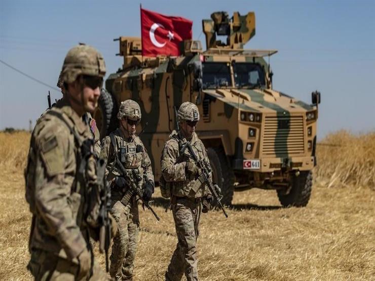 """الجيش التركي  يبني قاعدة عسكرية ويعزز وجوده على تخوم """"عين عيسى"""