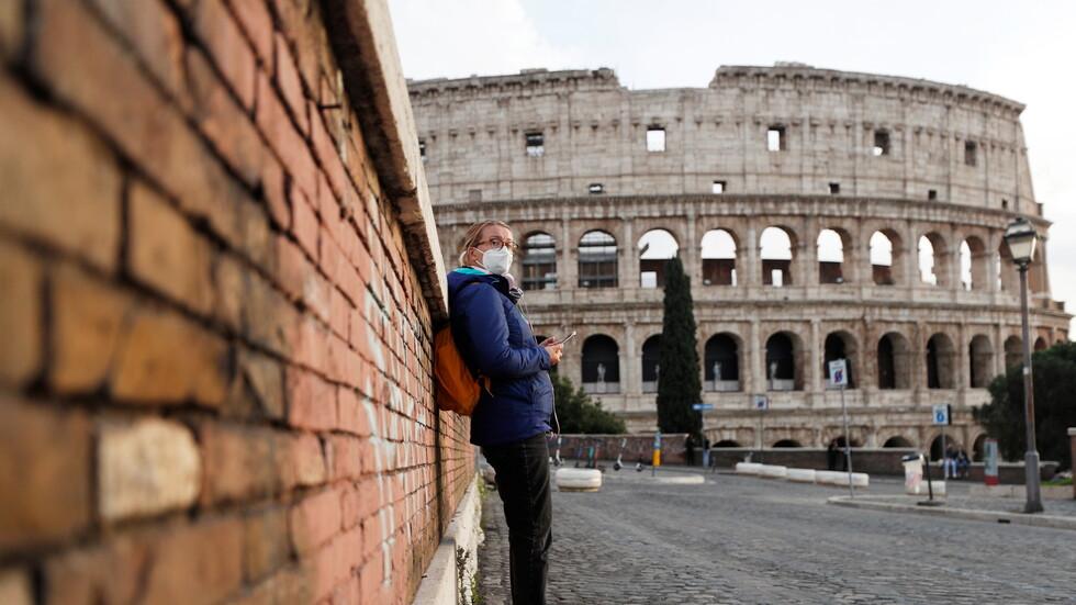 إيطاليا .. نحو 700 وفاة بكورونا اليوم وأكثر من 37 ألف إصابة