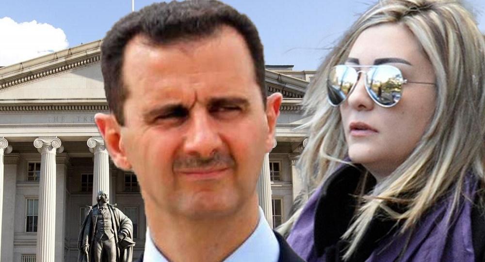 """من أجل """"الأسد"""" لونا الشبل تخون أهلها"""