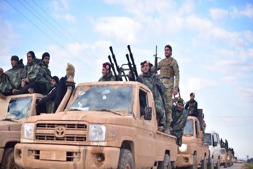 """""""الفتح المبين"""" تُفشل محاولة تقدم لقوات النظام جنوب إدلب"""
