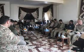 """التحالف الدولي يؤكد استمراره في دعم """"قسد"""" عسكرياً ولوجستياً"""