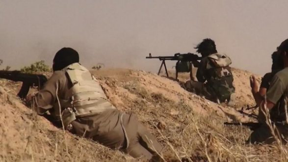 أكثر من 7 قتلى وعدد من الجرحى من قوات النظام على يد تنظيم الدولة