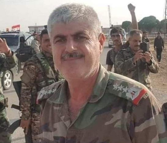 """تنظيم الدولة يعلن مسؤوليته عن مقتل العميد قائد """"الفوج 137"""" في هجوم شرقي سوريا"""