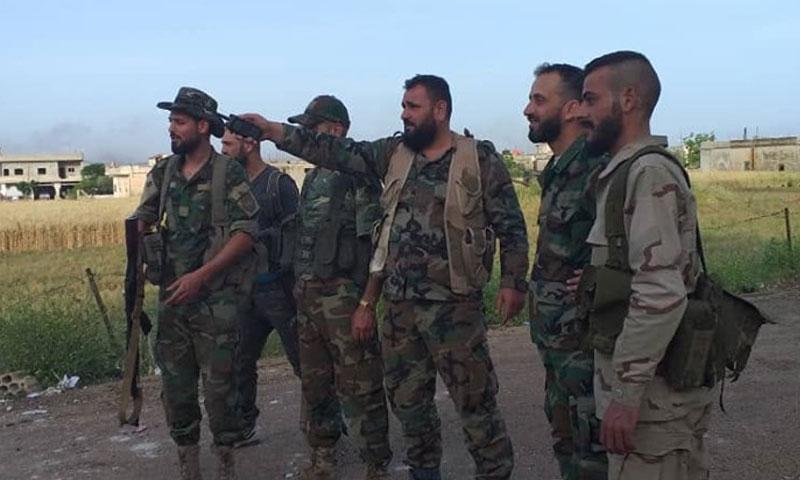 """النظام و روسيا يحضران لعملية عسكرية قريبة في البادية السورية تستهدف """"داعش"""""""