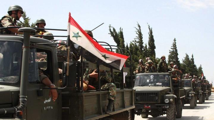 موقع امريكي: روسيا والنظام يجهزون لعملية عسكرية على إدلب