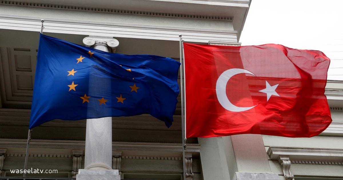 أردوغان يدعو الاتحاد الأوروبي للوفاء بالتزاماته مع تركيا