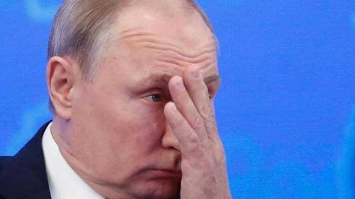 معارض روسي: بوتين مصاب  بمرض خطير