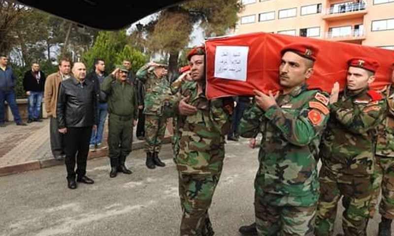 احدهم محقق في سجن صيدنايا..اغتيال ضابطين للنظام في دمشق