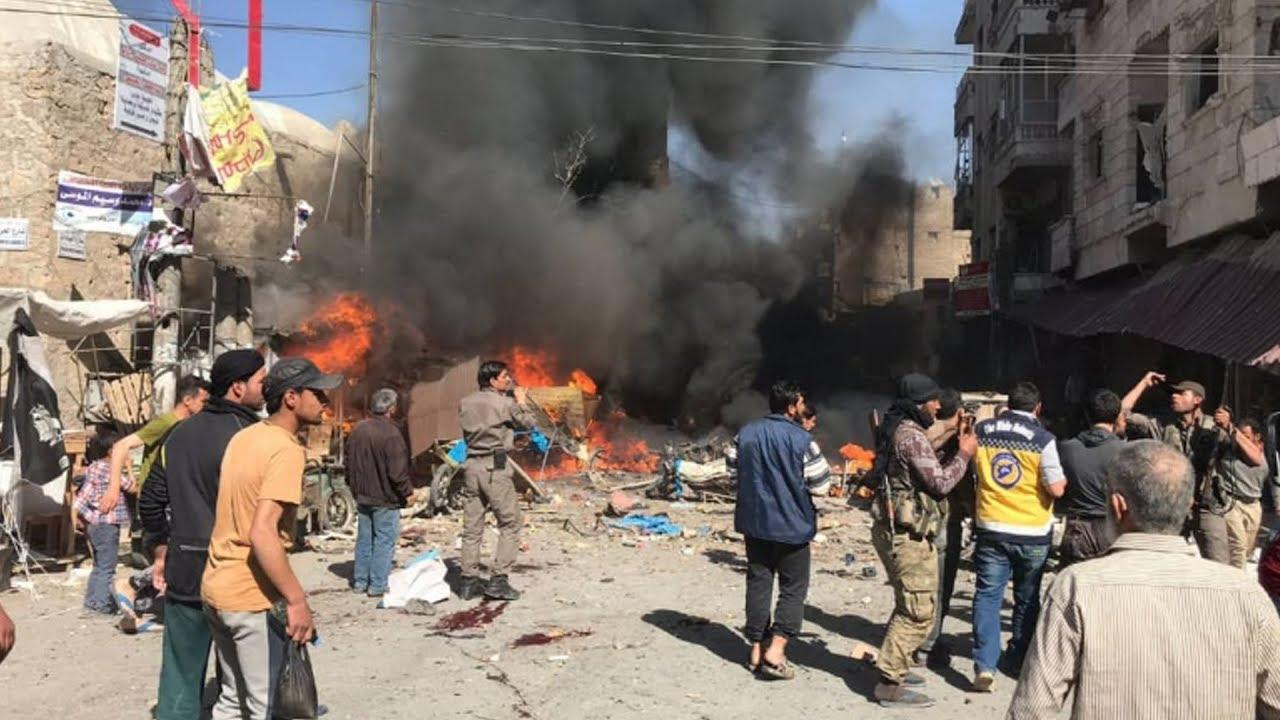 بالفيديو...شاهد اعترافات منفذ التفجير في مدينة الباب بريف حلب