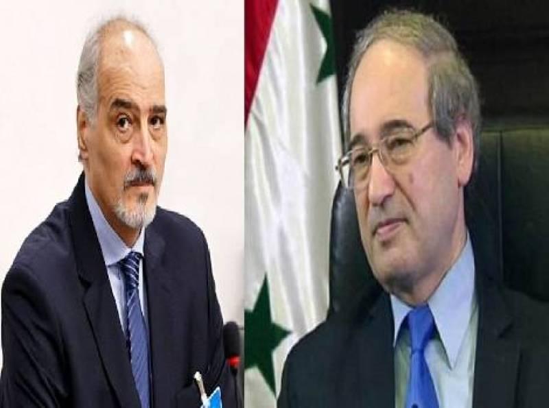 """فيصل المقداد أم بشار الجعفري.. من """"الوزير الحقيقي"""" لخارجية النظام السوري؟"""