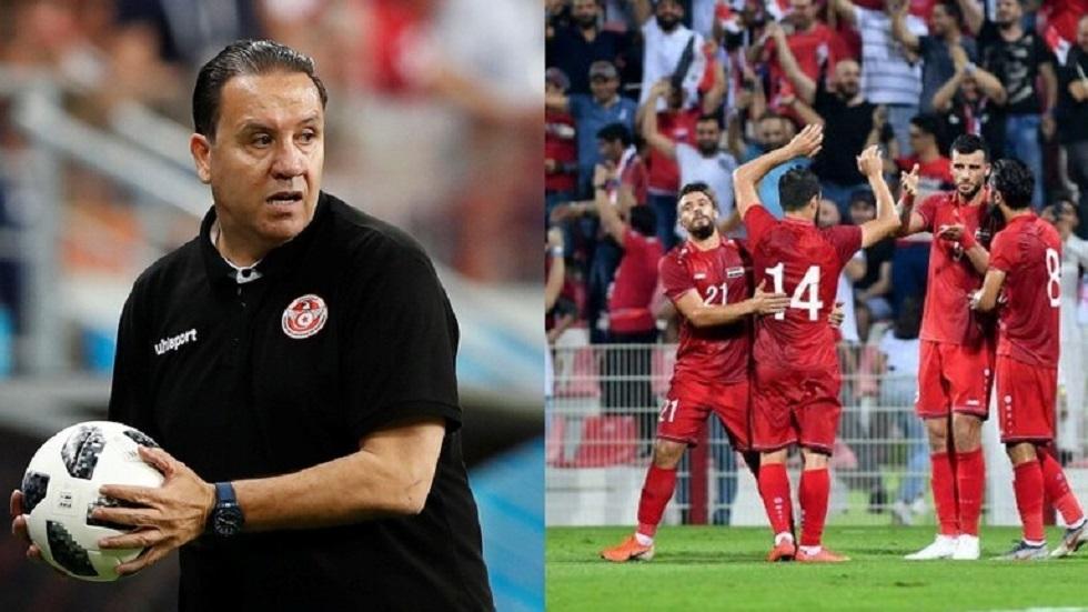 لاعب بمنتخب النظام يكشف عن ممارسات  لا أخلاقية يقوم بها  المدرب التونسي أثناء التدريب