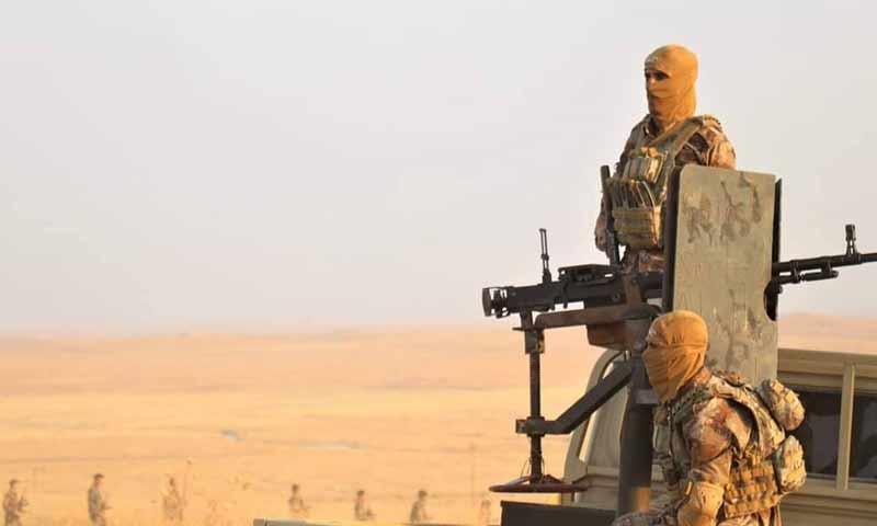 تنظيم الدولة ينفذ ثلاث عمليات ضد النظام و الإدارة الذاتية  خلال 24 ساعة
