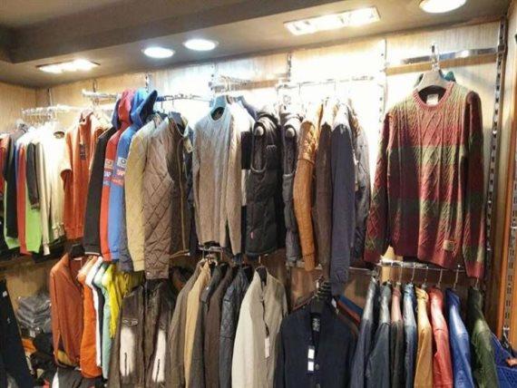 أسعار الملابس الشتوية ترتفع في مناطق النظام   إلى الضعف خلال أقل من شهرين