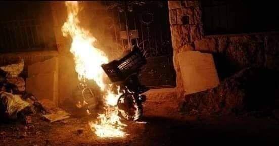 عائلات سورية تنزح من بشري اللبنانية خوفا من أعمال انتقامية