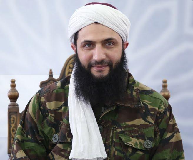 """أمريكا ترصد مكافأة مالية لقاء معلومات عن """"أبو محمد الجولاني"""" زعيم هيئة تحرير الشام"""