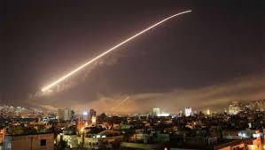 قصف إسرائيلي لمواقع إيرانية في دمشق والقنيطرة