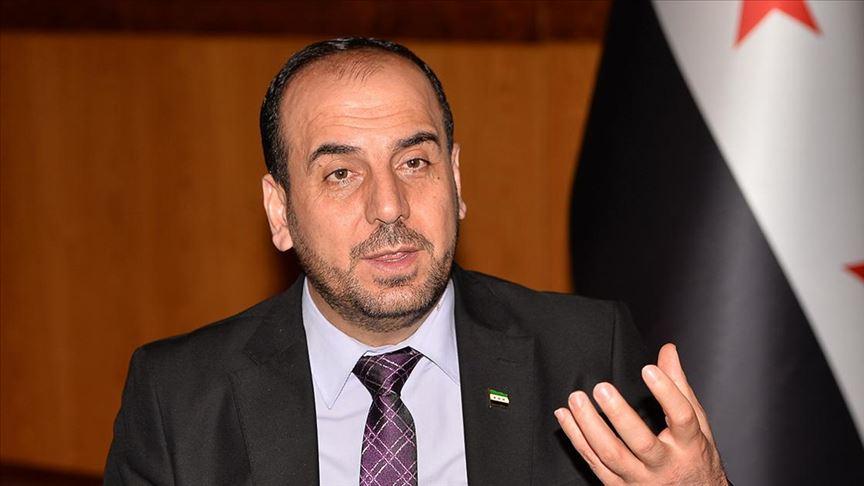 """المعارضة السورية تدعو المجتمع الدولي لإسقاط """"شرعية"""" نظام الأسد"""