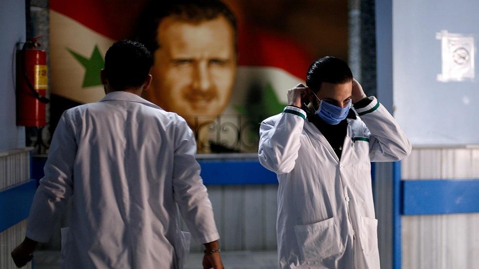 سوريا تسجل 74 إصابة و5 حالات وفاة بكورونا