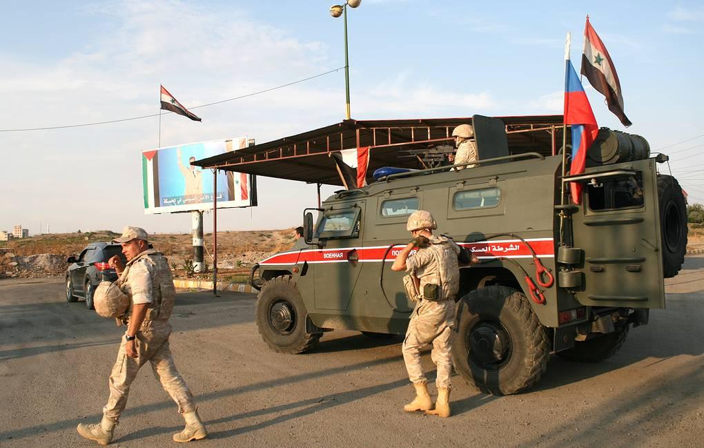 روسيا تسحب قواتها من مدينة عين عيسى..هل هو تمهيد لدخول الجيش التركي؟