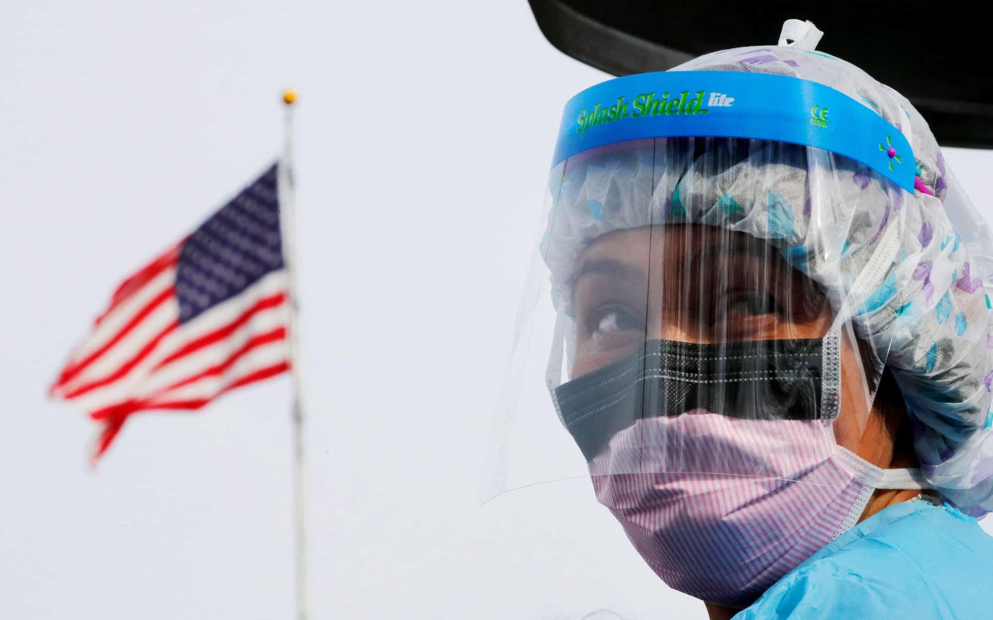 أمريكا .. أكثر من 2000 وفاة بكورونا خلال 24 ساعة