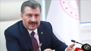 وزير الصحة التركي يحدد الولايات الأكثر انتشارا لفيروس كورونا