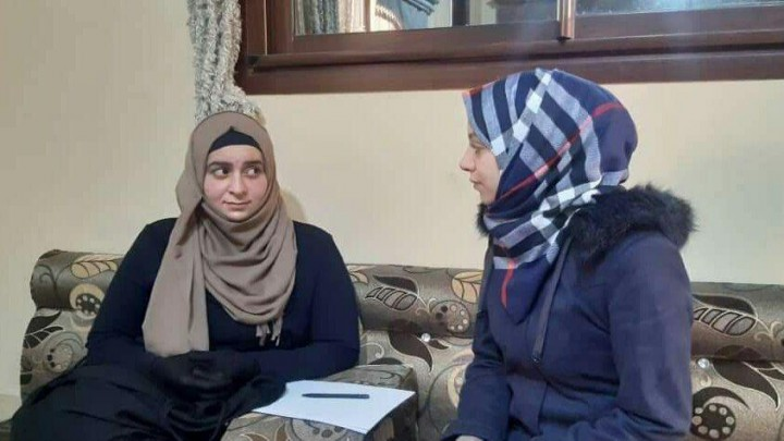 """توضيحات جديدة حول قضية الناشطة """"نور الشلو"""" المحتجَزة لدى """"تحرير الشام"""""""