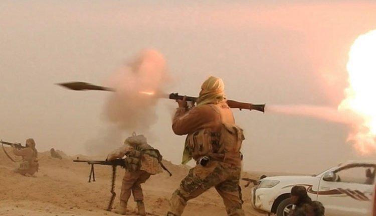"""أكثر  من 35 قتيلاً من قوات النظام  وتنظيم """"الدولة الإسلامية"""" في البادية السورية"""