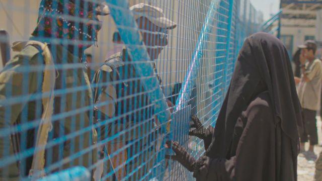 منظمة حقوقية: تصف مخيم الهول بغوانتانامو أوروبي