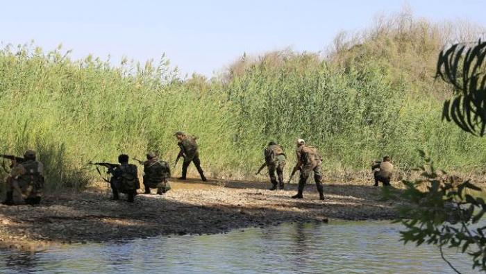 ميليشيا قاطرجي المدعومة روسياً تستولي على معبر نهري وتطرد قوات النظام