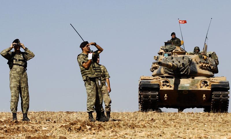 الدفاع التركية: مقتل 17 عنصر من ميليشيا قسد شرق سوريا