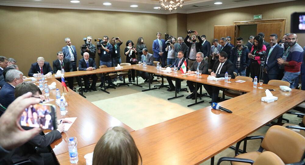 بعد فشل مؤتمرها في دمشق..موسكو ترحب بمؤتمر اللاجئين في لبنان