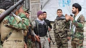 """""""الحرس الثوري"""" يجبر قوات النظام على إخلاء نقاط تمركزه في البوكمال"""
