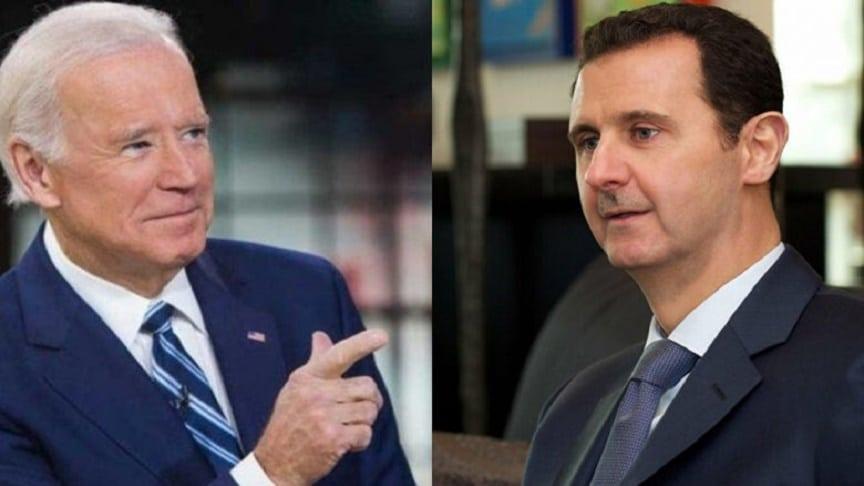 هل يخشى موالو الأسد من ضربة عسكرية على يد بايدن؟