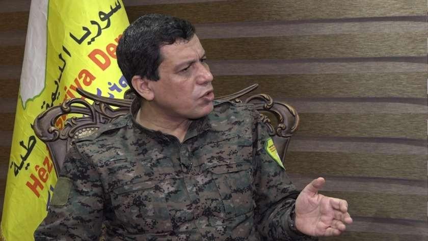 مظلوم عبدي: يوجد عناصر pkk في سوريا ولم نعد بحاجة لهم