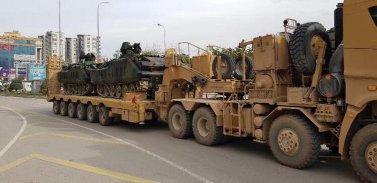"""القوات التركية تنسحب من قرية """"كفر عميم"""" بمحيط مدينة سراقب"""