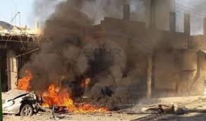 قتلى وجرحى بإنفجار سيارة مفخخة بالقرب من رأس العين شرق سوريا