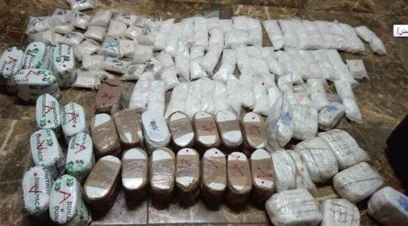 احباط عملية لتهريب المخدرات على الحدود الأردنية السورية