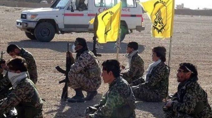 الميليشيات الأفغانية تعتقل عدداً من أهالي محافظة الرقة