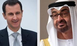 الكشف عن سر شحنة قادمة من الإمارات إلى بشار الأسد بإشراف ضاحي خلفان