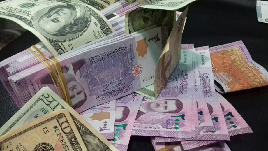 تحسن  جديد لليرة السورية  أمام  العملات الأجنبية  في تداولات اليوم السبت