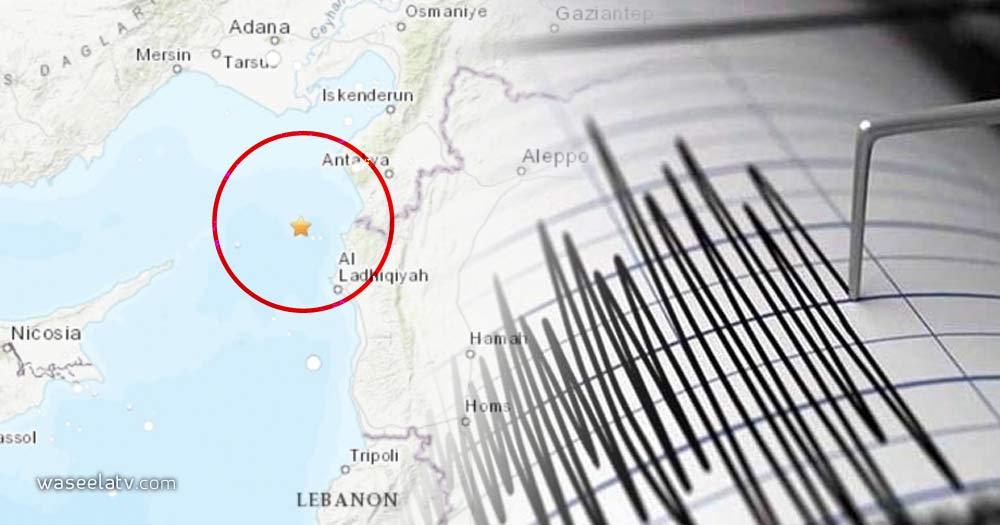 مركز الرصد الزلزالي يتوقع حدوث زلزال كبير في سوريا