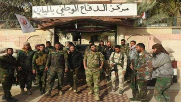توتر وصدامات بين الحرس الثوري الإيراني وميليشيا الدفاع الوطني بدير الزور