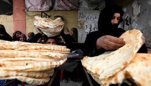 من أجل رغيف الخبز...وفاة أمرأة في مدينة حلب