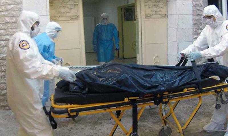 12 وفاة بفيروس كورونا والدفاع المدني يحذر من كارثة إنسانية في الشمال