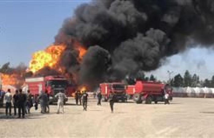 داعش يهاجم مصفاة نفط شمال العراق