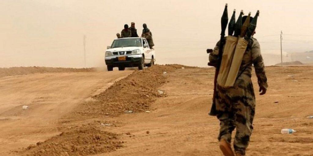 تنظيم الدولة يتبنى مقتل 20 عنصراً للنظام وتدمير دبابتين