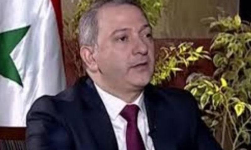 بشار الأسد يقيل حاكم المصرف المركزي