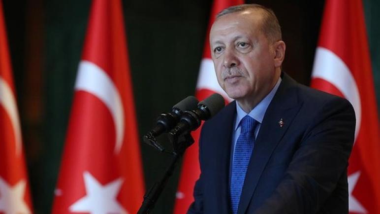 أردوغان يعلن إغلاقا جزئيا في رمضان